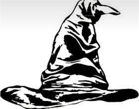 sorting white sorting hat clip ourclipart