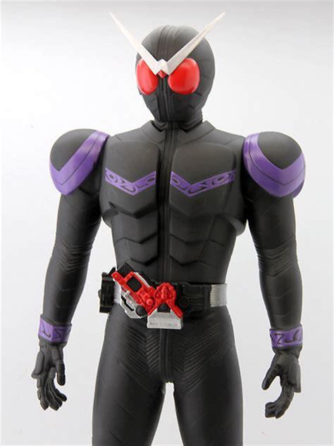 Figure Banpresto Kamen Rider Nega kamen rider w size soft vinyl figure 3 joker many