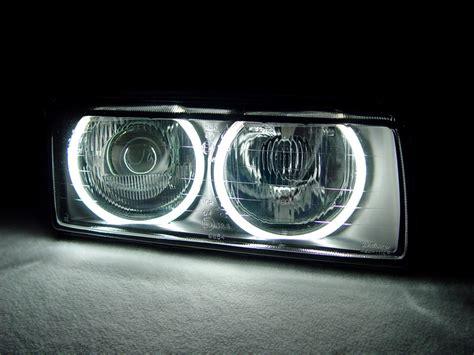1992 1998 e36 black zkw headlights e36