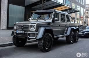 mercedes g 63 amg 6x6 28 february 2015 autogespot