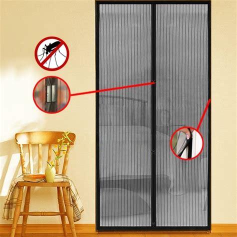 Magnetic Mesh Screen Door by Insect Magnetic Door Mesh Screen Brand New Gift Ebay