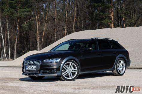 Audi A6 Allroad 3 0 Tdi Quattro Test by Audi A6 3 0 Tdi Tiptronic Quattro Avant Vs Allroad Test