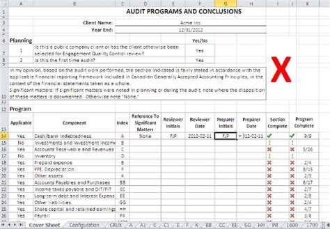 audi maintenance program 5s implementation checklist template 2017 2018 best
