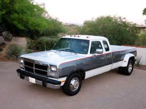 purchase used 1993 dodge ram 350 le cummins diesel dually