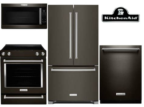highest rated kitchen appliances best black stainless steel kitchen packages from lg