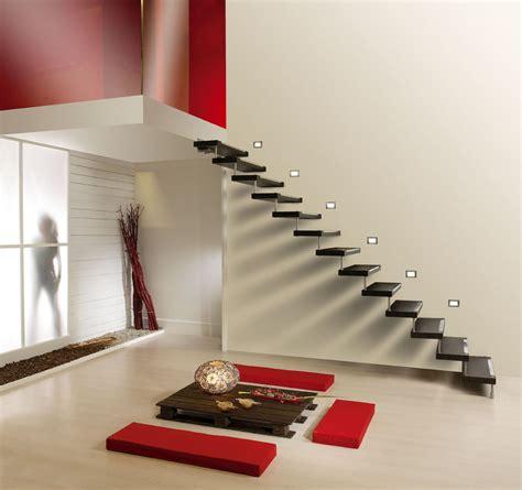 Attic Stairs With Handrails Le Top 10 Des Escaliers Droits Design Le Blog De Loftboutik