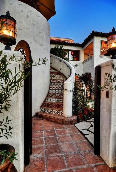 spanish style villa spanish style villa love the staircase california