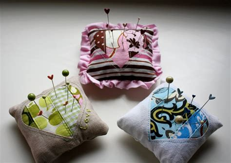 Free Pincushion Patterns Quilting by Free Pattern Tutorial Sweetheart Pincushion By