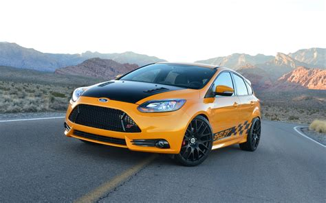 2014 Ford Focus St by 2014 Shelby Ford Focus St Wallpaper Hd Car Wallpapers