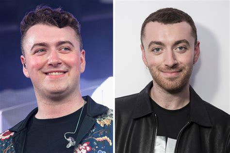 how is sam smith feeling after celebrating his grammy victory how did sam smith lose weight the singer has dropped 3