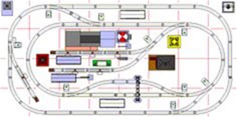 train layout animation l shaped layouts for o gauge trains pinterest gauges