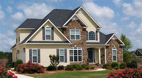 sidings for house types of siding for homes
