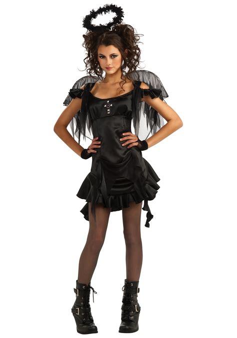 halloween costumes for teen girls teen gothic angel costume
