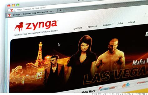 7 Best Zynga by Zynga Ipo Prices At 10 A For 7 Billion Valuation