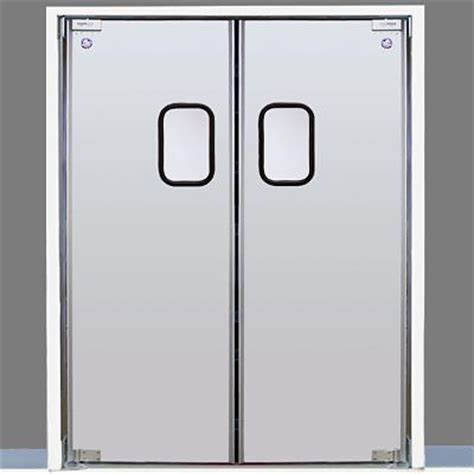 commercial kitchen double swing door eliason lwp 3 48dbl dr 48 quot double door opening easy