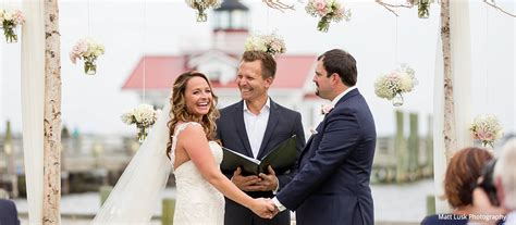 Wedding Officiant by Outer Banks Wedding Officiant Anthony Joseph Obx