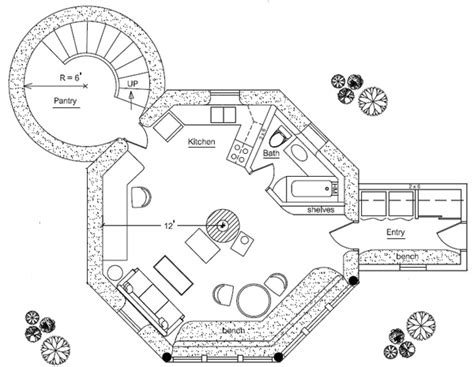 cool office floor plans 2 story earthbag roundhouse plan 17 best images about eco