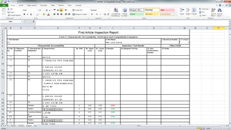 shop report template machine shop inspection report template 2 professional