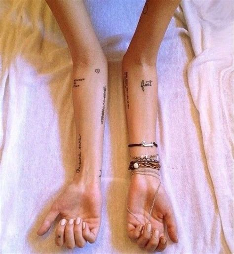 small tattoo placement 226 best images about on