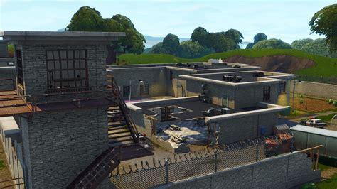 bring prison props  creative    build