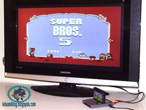 mod game systems nes system built into game cartridge casemod technabob
