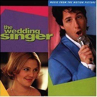 Wedding Singer Song List Order by The Wedding Singer Original Soundtrack Cd 1998