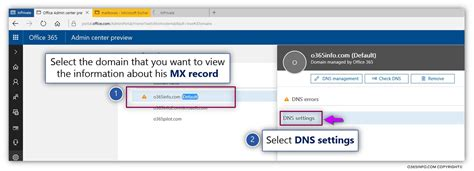Office 365 Mx Records What Is The Hostname Of My Office 365 Mx Records