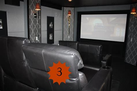 classic   twist find  home theater rooms
