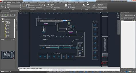 tutorial autocad for electrical autocad electrical fundamentals man and machine