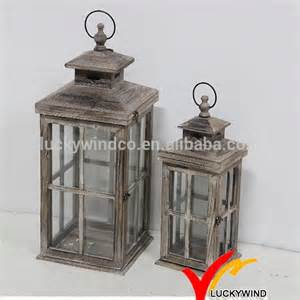 Where To Buy Candle Lanterns Vintage Rustic Wooden Candle Lantern Buy Rustic Candle