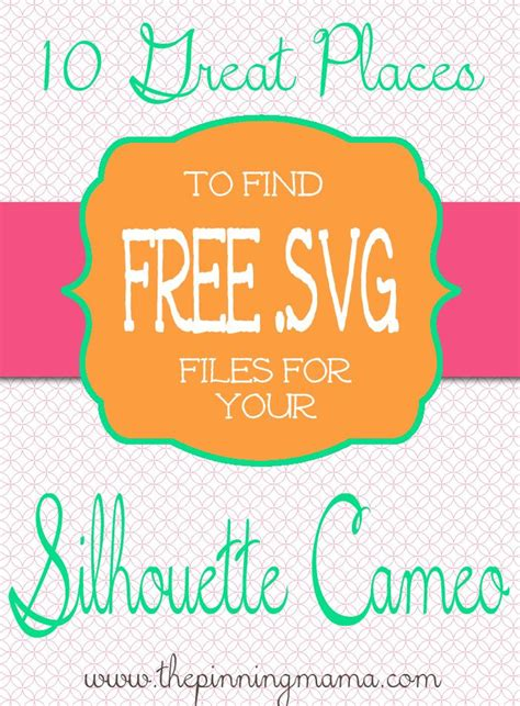 cricut craft room promo code 10 great places to find free svg files sale and promo