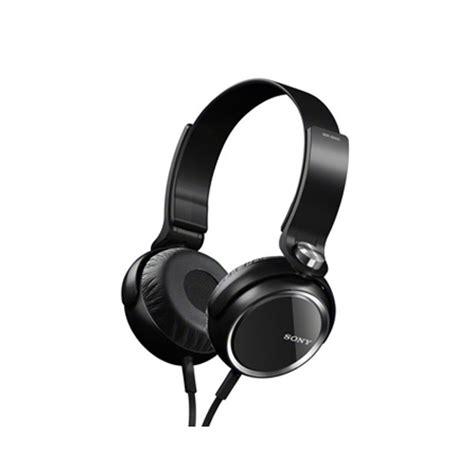 Headset Sony Mdr Xb400 Buy Sony Mdr Xb400 Bass Stereo Headphone Black