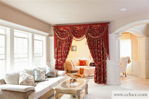 Attractive Window Treatments For Dining Room #1: Traditional.jpg