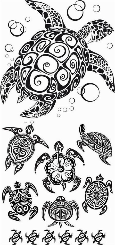 tribal turtle coloring page turtle tattoo stencils mandalas and coloring pages