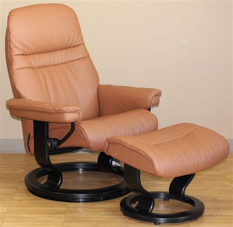 leather with ottoman leather recliner with ottoman cape atlantic decor