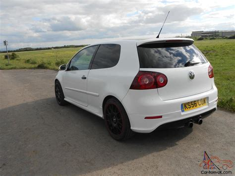 white volkswagen 2007 volkswagen golf r32 s a white vw look lower reserve