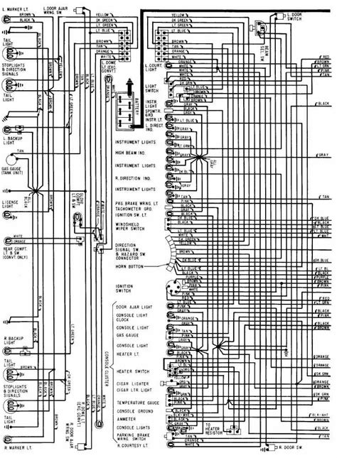 download car manuals pdf free 1961 chevrolet corvette transmission control wiring diagram 1987 corvette stingray wiring diagram and schematics