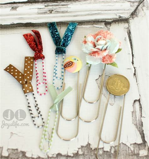 How To Make A Paper Clip Bookmark - 25 best ideas about paper diy on paper