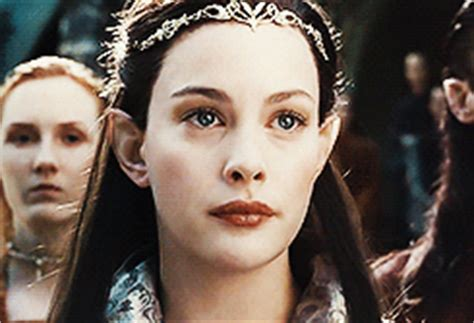 1k my gifs mine lord of the rings lotr arwen lotredit