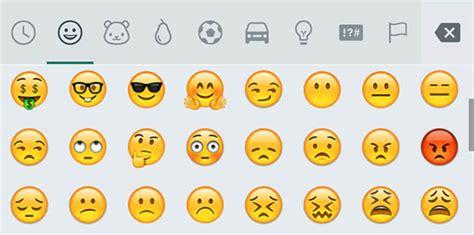 emoji whatsapp android estos son los nuevos emoticonos emoji que llegan a