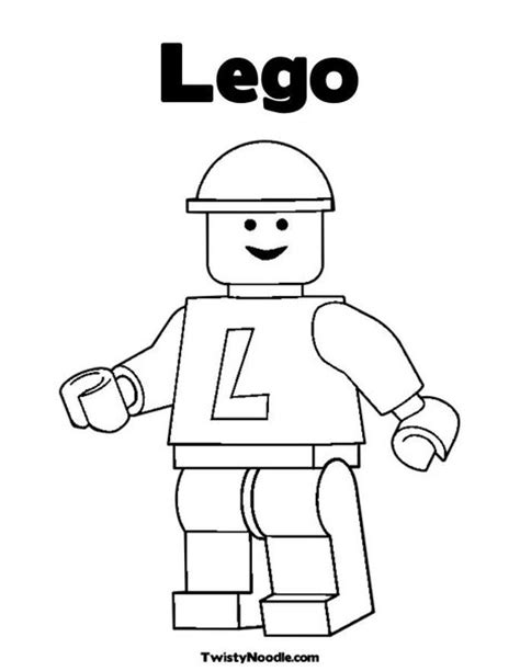 the amazing and also beautiful lego minifigure coloring