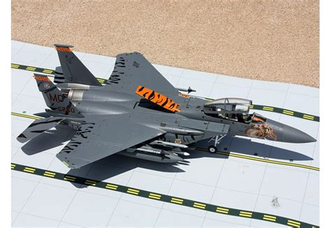 Painting F 15 Model by Aircraft Mcdonnell Douglas F 15e Mountain Home