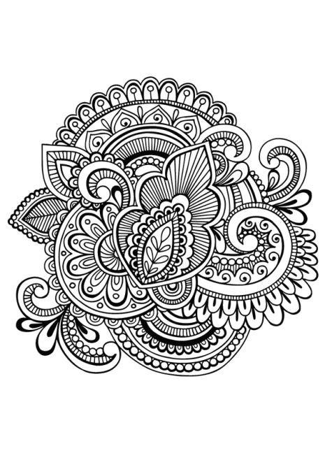 imagenes en blanco y negro de mandalas las mejores mandalas en blanco y negro para colorear