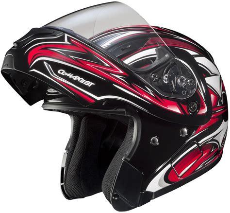 hjc motocross helmet 98 62 hjc mens cl max ii bt atomic modular helmet 2013