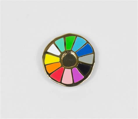 color pin yellow owl workshop color wheel at buyolympia