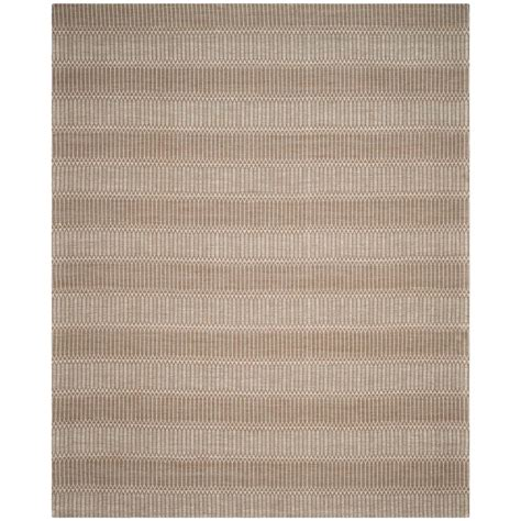 home depot area rugs 8 x 10 safavieh marbella brown 8 ft x 10 ft area rug mrb124d 8 the home depot