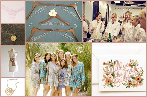 Wedding Gift Ideas Bridesmaid by Sugar And Spice Events Bridesmaids Gifts