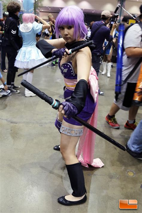 anime expo  part  overstuffed cosplay album page