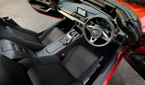 mazda roadster interior 2016 mazda mx 5 2 0l now on sale in australia from 34 490