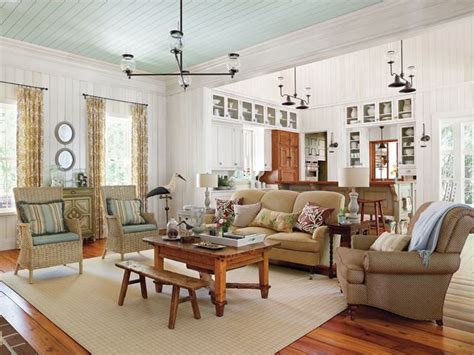 southern living living rooms comfort plan 1828 vintage lowcountry southern living